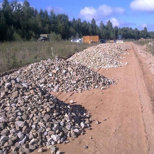 Песок строительный - на портале BLIZKO