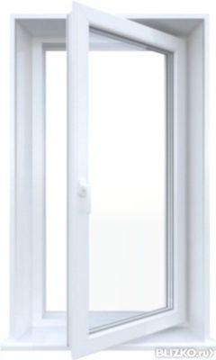 Блок балконный бп.00.спо.0000-л 690x2150 в калининграде - на.