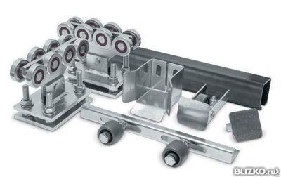 Комплектующие для сдвижных ворот s27sjr автоматические ворота распашные в твери