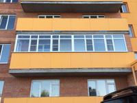 Остекление балконов и лоджий от компании абсолют пласт омск..