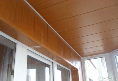 Обшивка балкона мдф панелями в тюмени - на портале blizko.