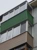 Остекление балкона + крыша на 5 этаже в екатеринбурге - на п.