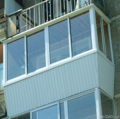 Балкон с установкой под клюЧ от компании гринлайн купить в г.