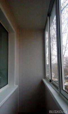 Обшивка балкона 3 метра от компании гринлайн купить в городе.