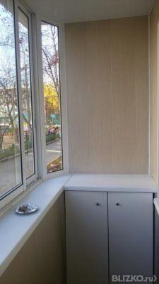 Обшить балкон 3 метра в иркутске - на портале blizko.
