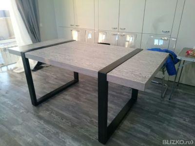Идеи по изготовлению мебели из профильных труб своими руками 14