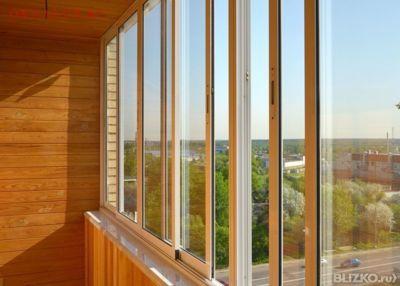 Остекление балконов и лоджий в новороссийске, геленджике, ан.