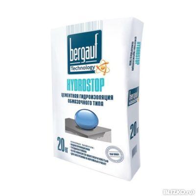 Гидроизоляция бергауф гидростоп видео состав грунт-эмали ral 6032