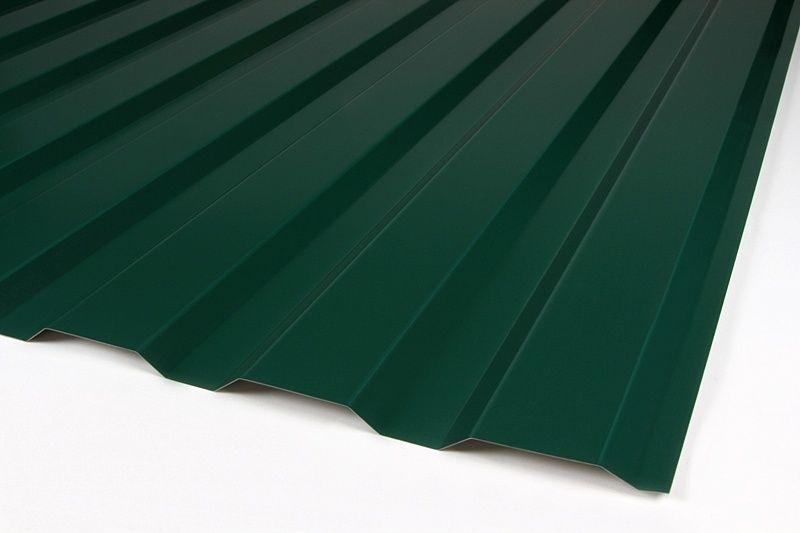 цвета профлиста для крыши