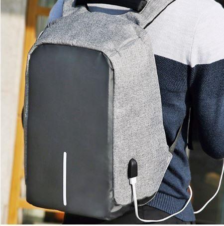 ccd565ce46d3 Городской рюкзак АнтиВор XD Design Bobby (серый) в Екатеринбурге ...
