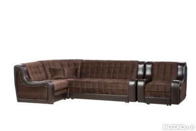 диван угловой универс квадрат 2 кресло кровать 27017390