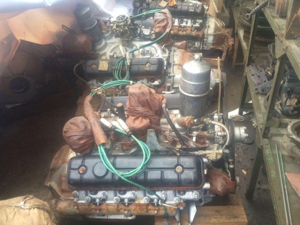 Двигатель ЗМЗ 511 (511.1000402) Газ 3307, Газ-53