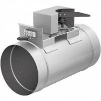 Клапан огнезадерживающий KPNO-90-100-NP-SN-EM220-03 ( KOZK-1-90)
